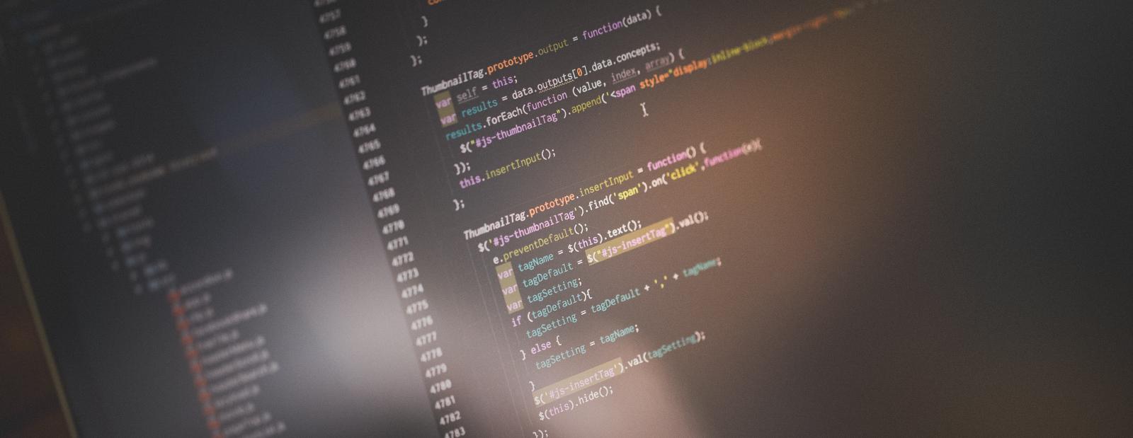 ウェブサイト(ホームページ)制作 システム開発